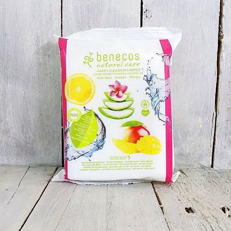 BENECOS CLEANSING WIPES - £3.46!