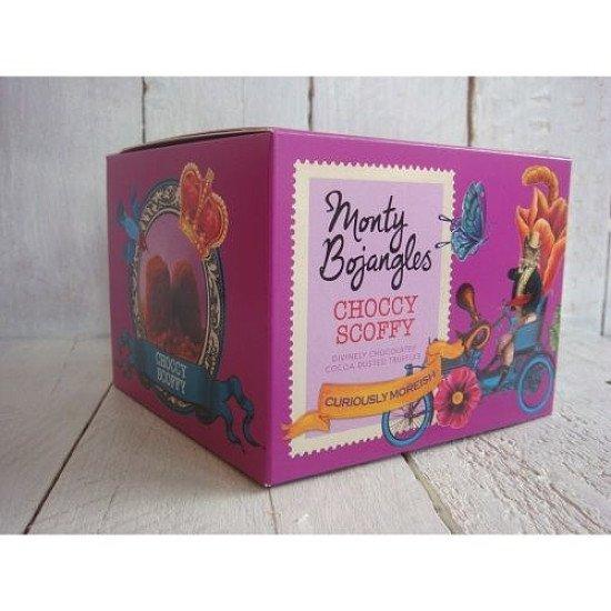 MONTY BOJANGLES CHOCCY SCOFFY TRUFFLES - £4.15!