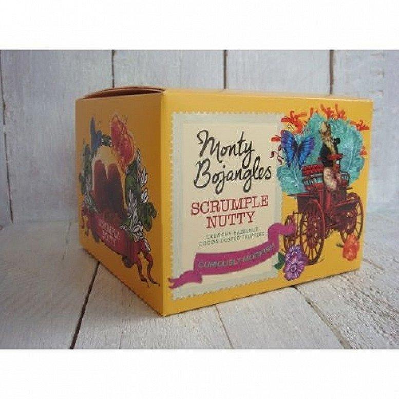 MONTY BOJANGLES SCRUMPLE NUTTY TRUFFLES - £4.15!