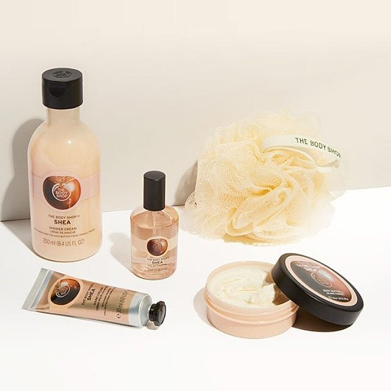 Nutty & Nourishing Shea Essential Collection