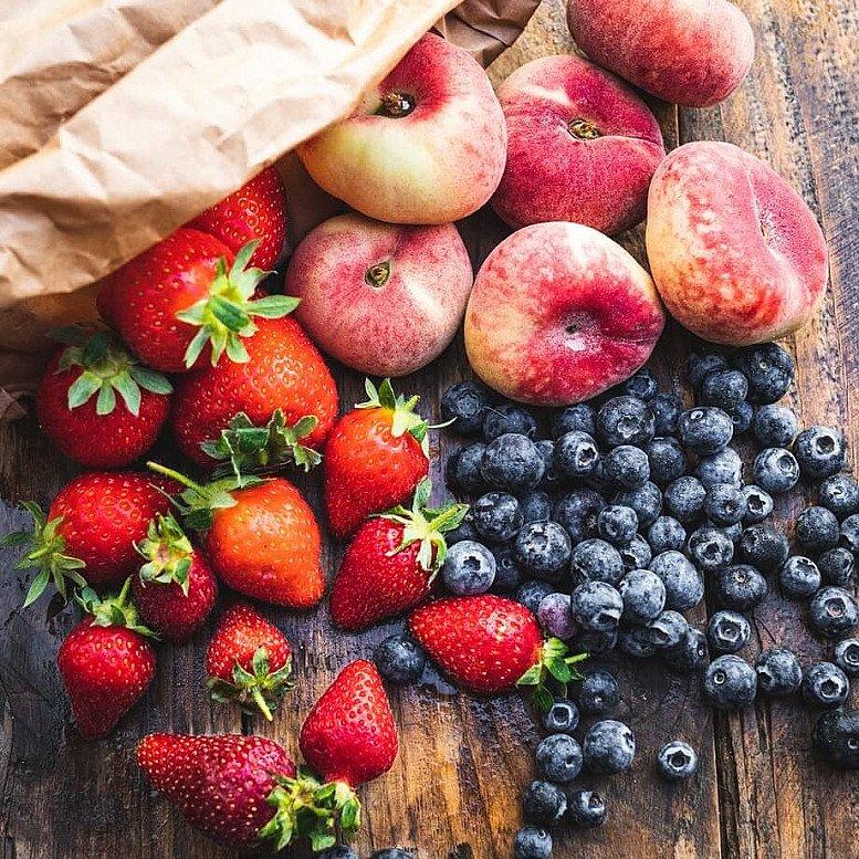 Summer fruit bag - £9.95!