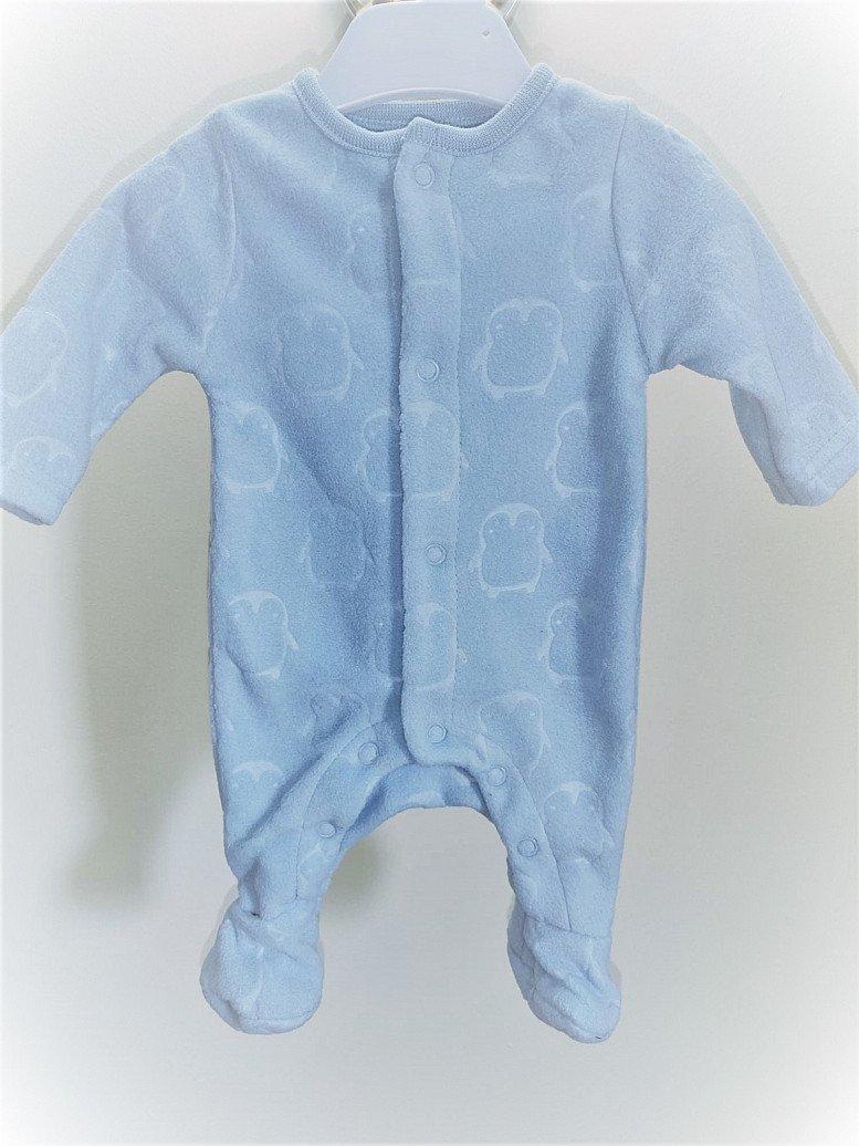 Baby Soft Fleece Romper