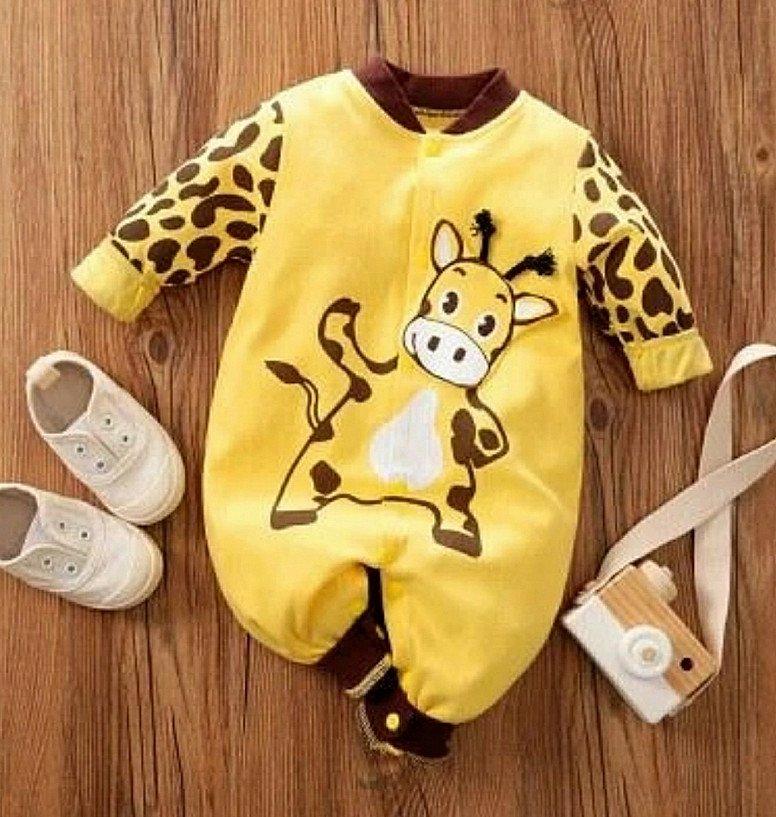 Baby Cartoon romper bodysuit
