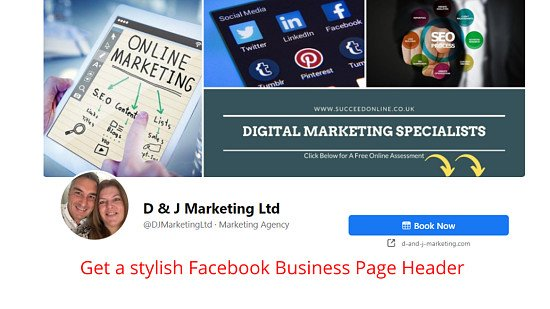 Facebook Header Promo