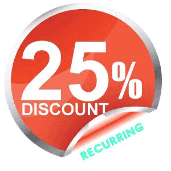 25 Off Shared Website Hosting Forever