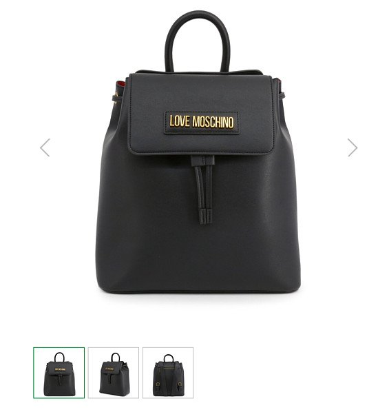 Save 10% on this Love Moschino Backpack