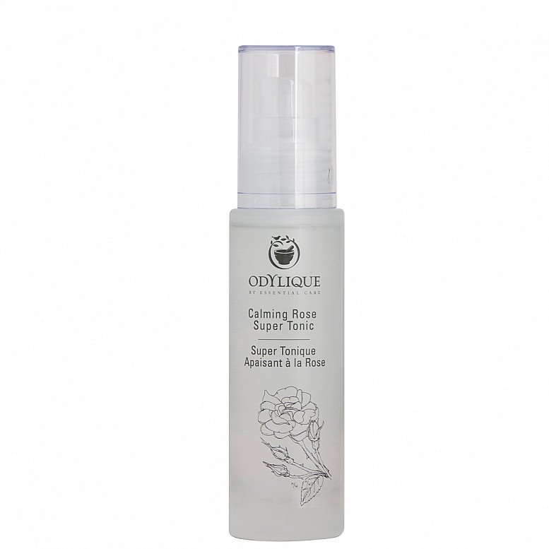 20% OFF - Odylique Face Calming Rose Super Tonic 50ml