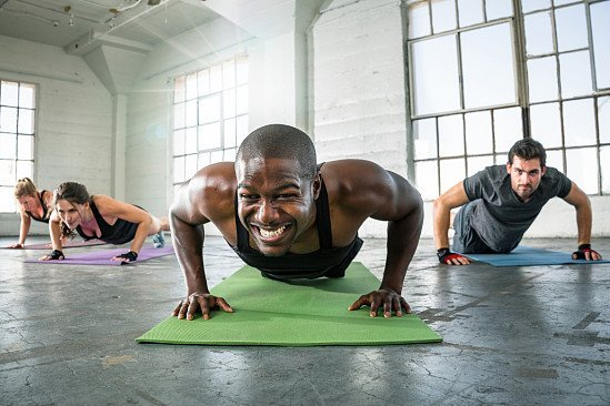 Only 2 Spaces - Men's Weight Loss Coaching