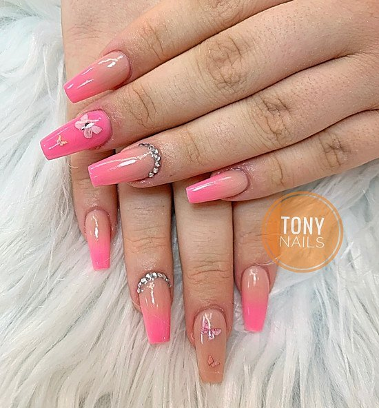 Nails ombré