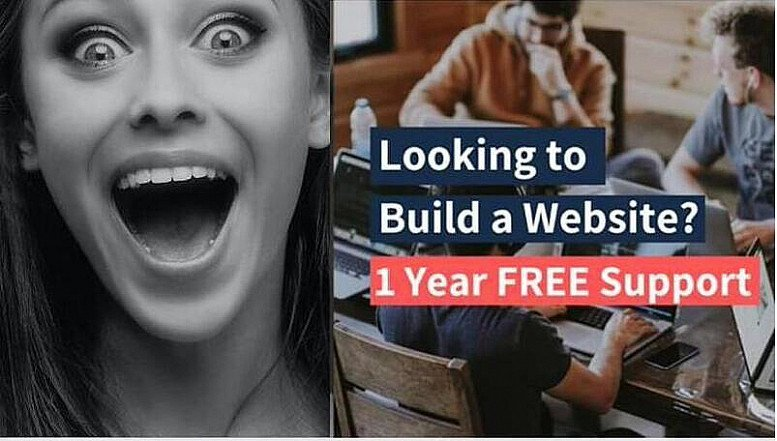 👀 Looking To Build A Website?(Special Offer)