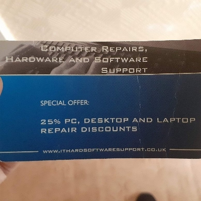Get 25% OFF 1st computer repair!
