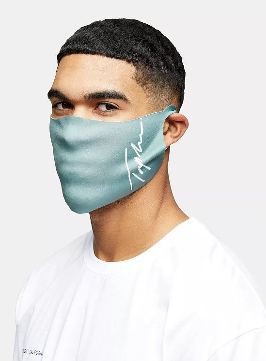 SHOP FASHION FACE MASKS WITH TOPMAN