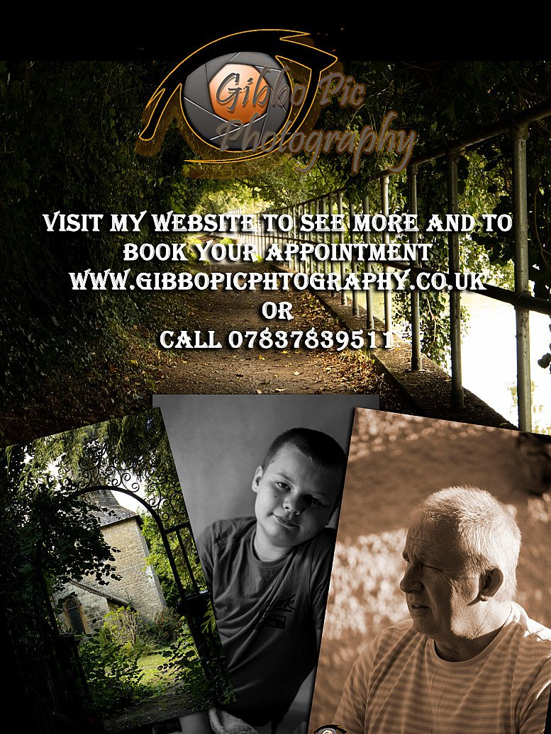 Gibbo Pic Photography - Save £30.00!