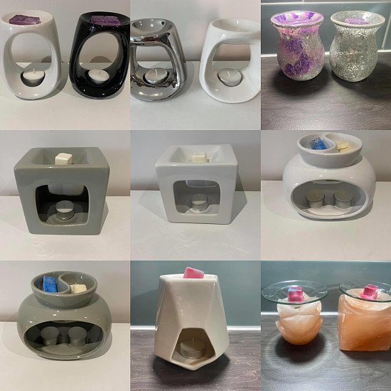 Wax burners/warmers