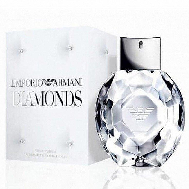 GIORGIO ARMANI SALE - Armani Diamonds Eau de Parfum Spray 100ml 45% OFF!