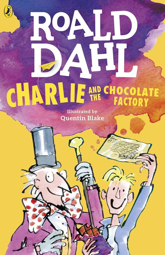 Charlie and the Chocolate Factory Roald Dahl - £6.99