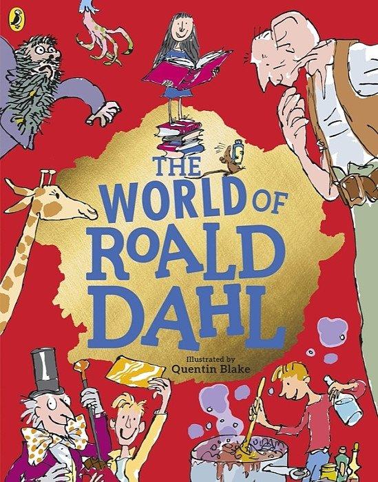 The World of Roald Dahl - £9.99