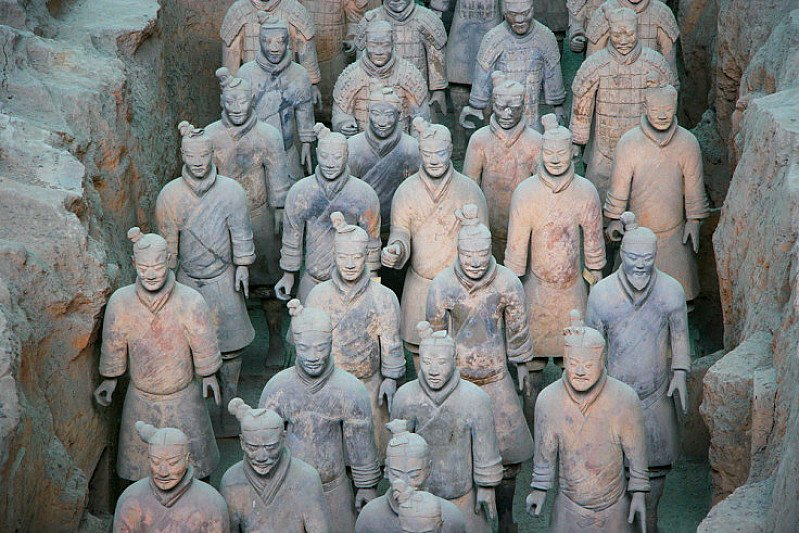 Terracotta Army Exhibition