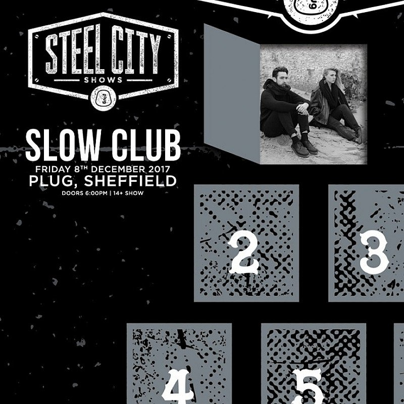 STEEL CITY SEASON - SLOW CLUB