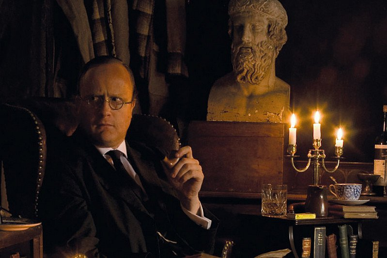 OH, WHISTLE… Two M.R. James ghost stories by candlelight