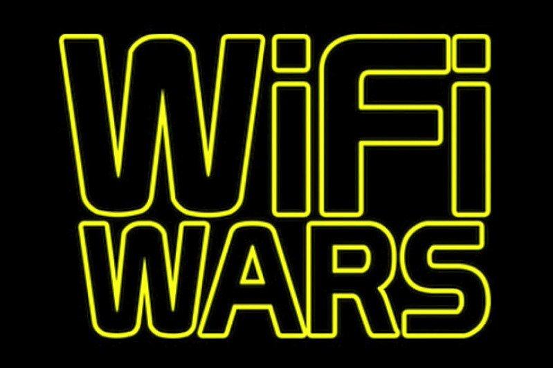 WIFI WARS