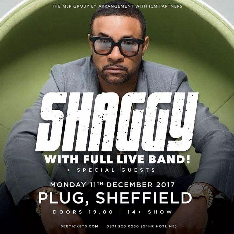 SHAGGY at The Plug!