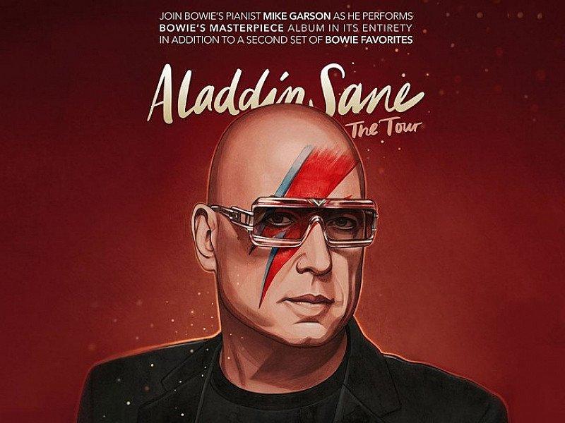 Mike Garson Plays David Bowie's 'Aladdin Sane' In Full