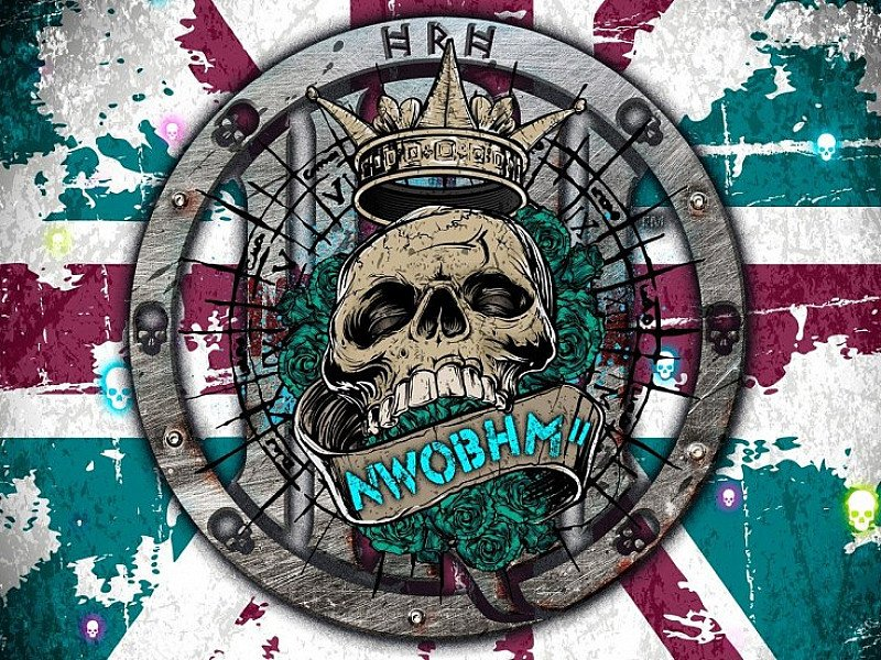 HRH: The Xmas Rocka - NWOBHM