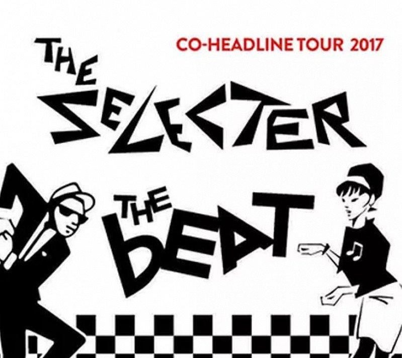 The Selecter / The Beat Feat. Ranking Roger + DJ Pat Piggy