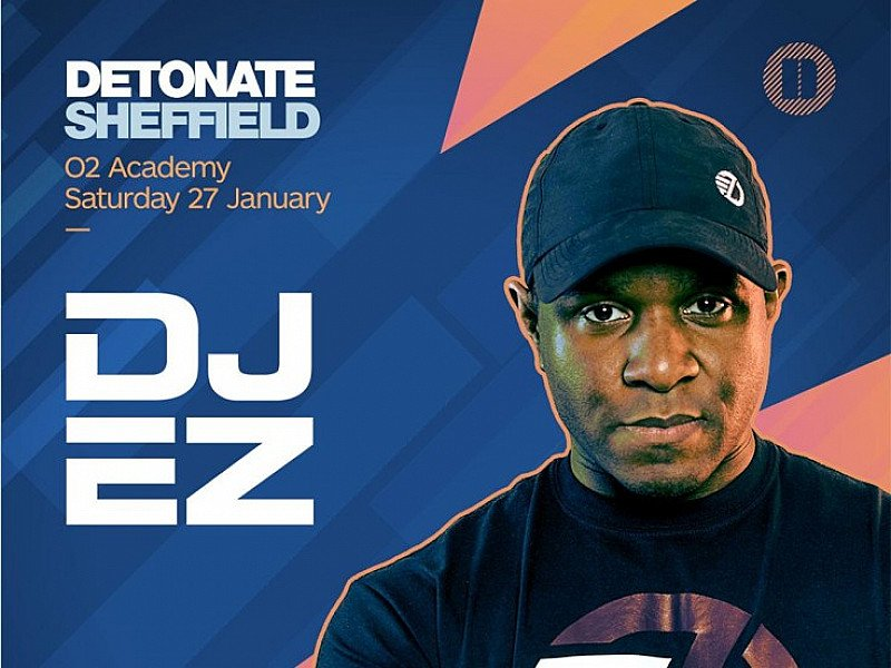 Detonate: DJ EZ