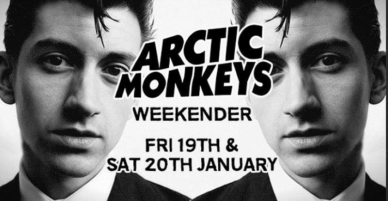 Arctic Monkeys Weekender 2018!