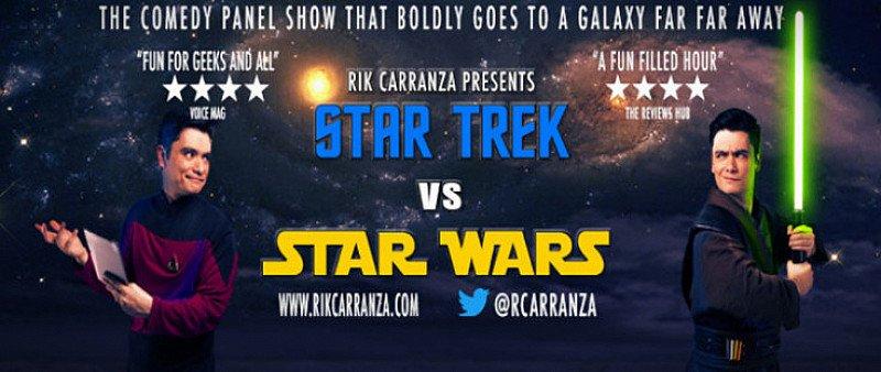 Rik Carranza - Star Trek vs Star Wars