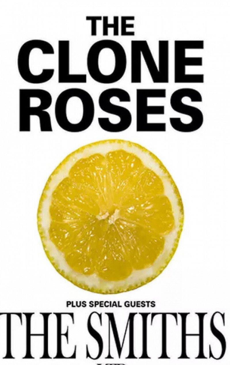 THE CLONE ROSES V's THE SMITHS