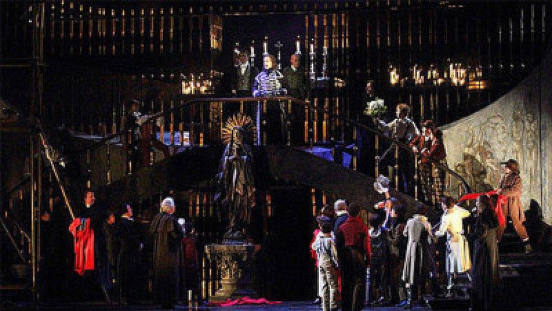 Royal Opera Live: Tosca