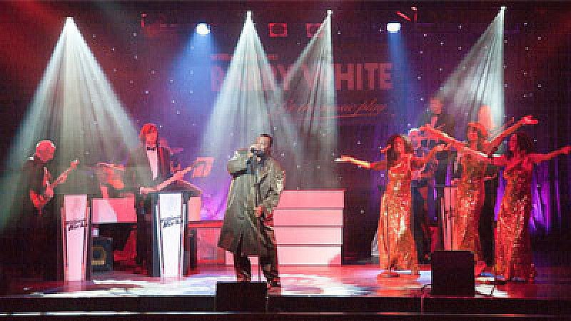 Let the Music Play - A Celebration to Barry White
