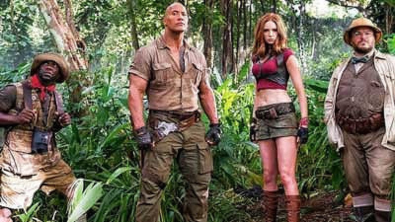 Film: Jumanji: Welcome to the Jungle