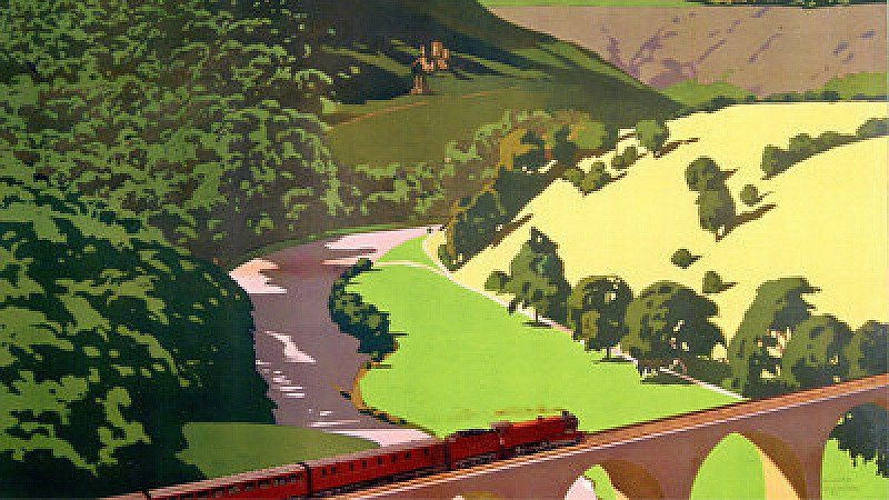 Talk: A Derbyshire Railway Outing