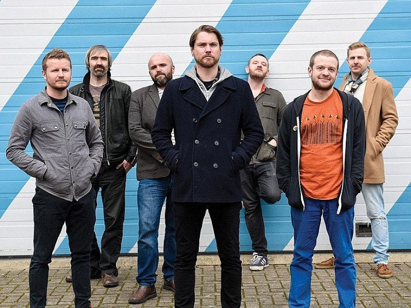 Gaz Brookfield and The Company Of Thieves