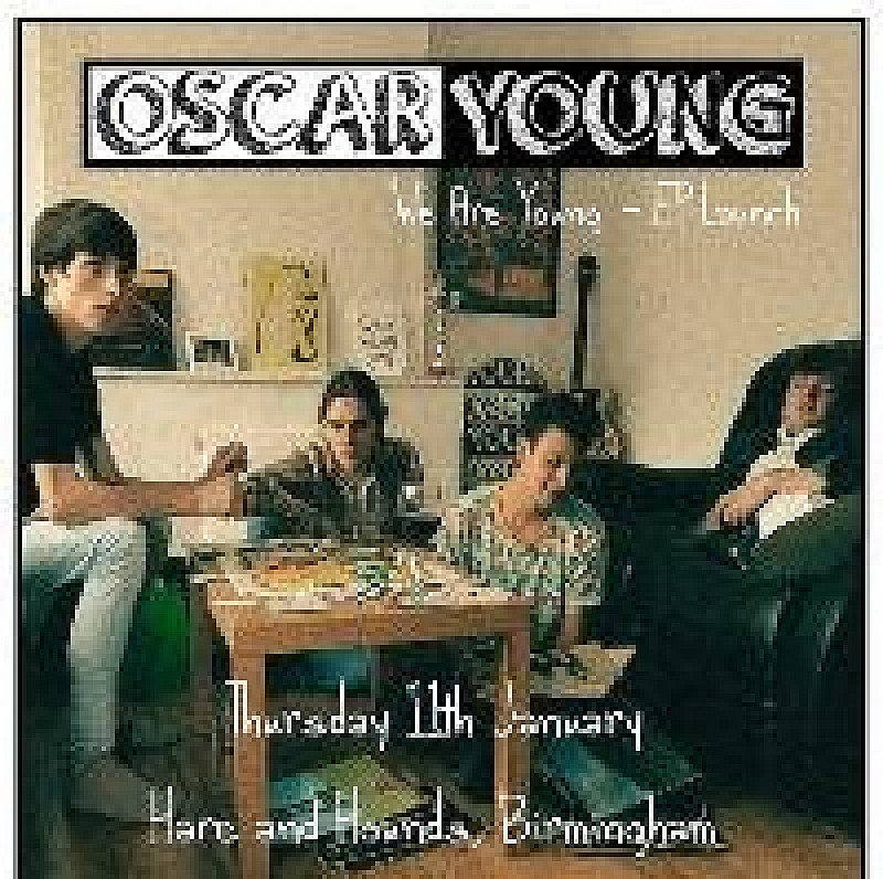 Oscar Young 'We Are Young' - EP Launch at Hare And Hounds