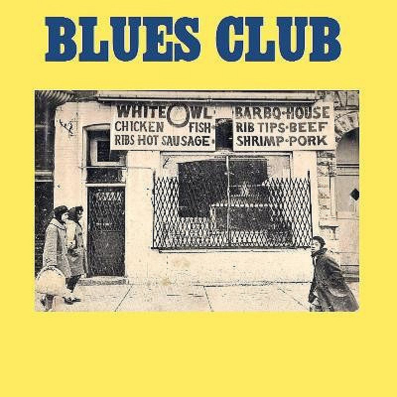 Blues Club with Black Rabbit Band at Hare And Hounds