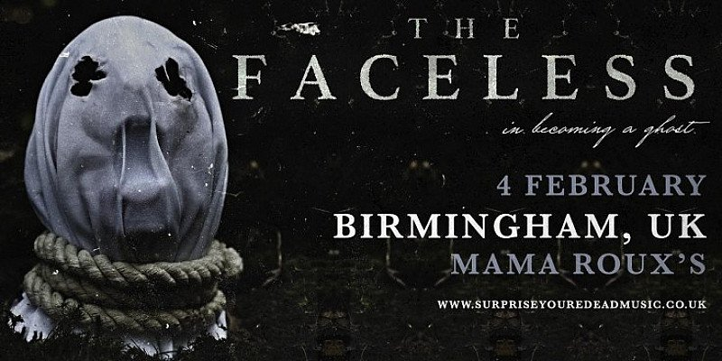 The Faceless at Mama Roux