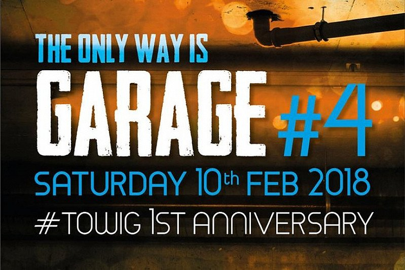 The Only way is Garage #4