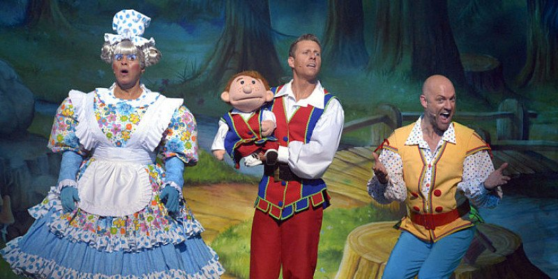 Courses & Talks - Oh no it isn't, oh yes it is...The History of Pantomime