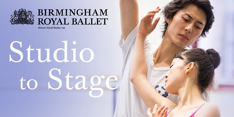 Ballet, Patrick Centre - Birmingham Royal Ballet - Studio to Stage