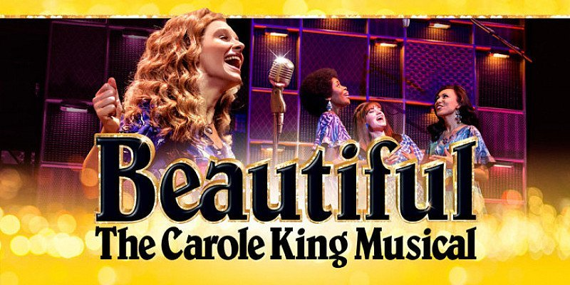 Musicals, Main House - Beautiful - The Carole King Musical