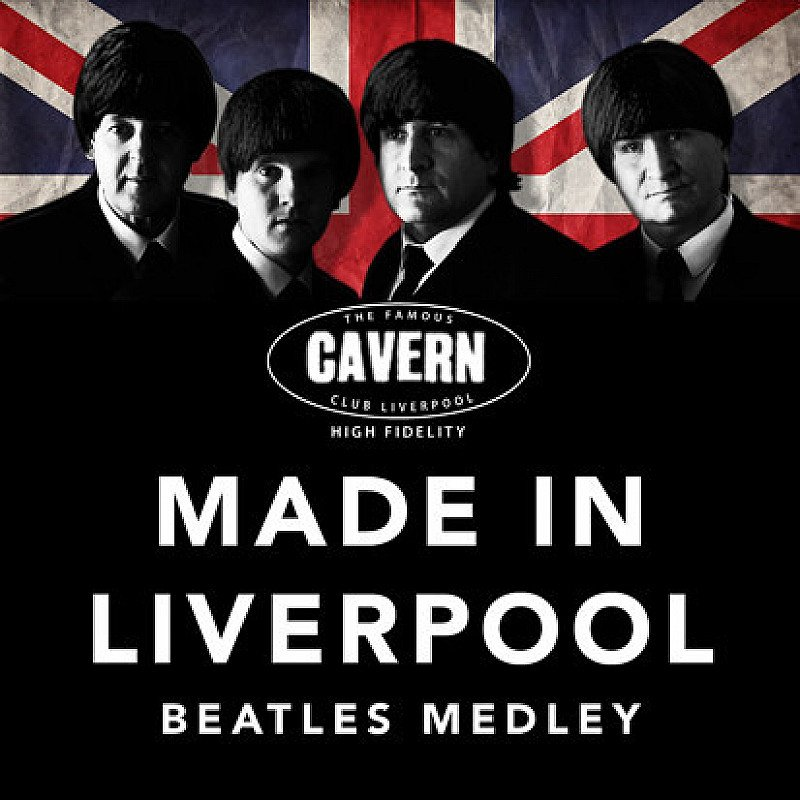 Made In Liverpool Beatles Tribute at Hare And Hounds