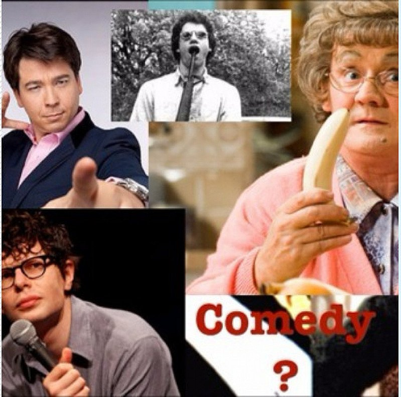 "CULTURE ON THE OFFENSIVE present ""THE ART OF THINKING"" ABOUT COMEDY"