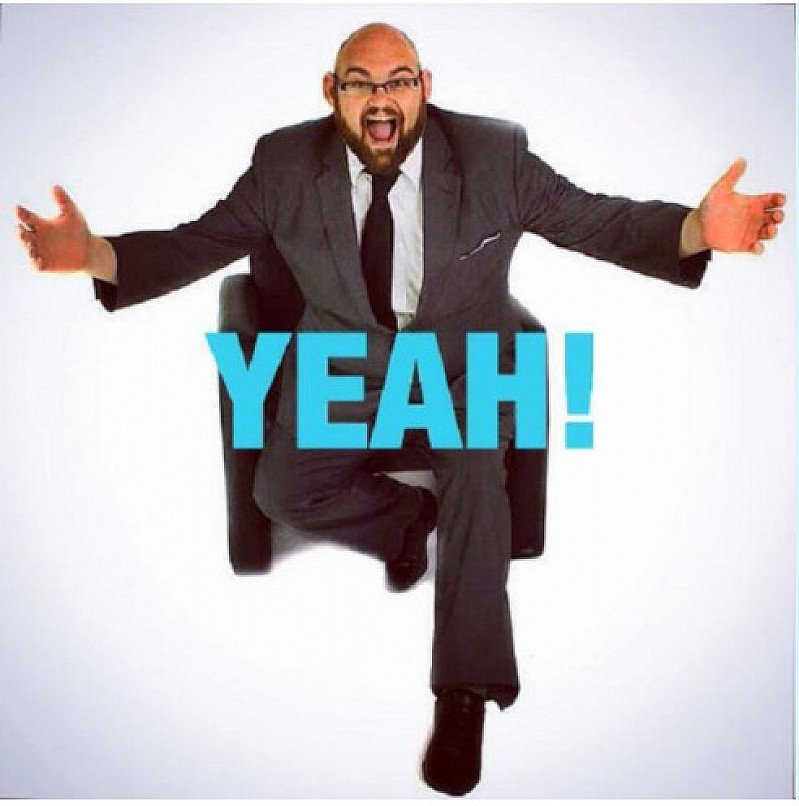CHRIS NORTON WALKER: YEAH!