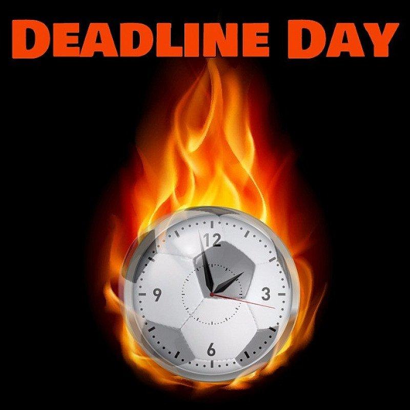 DEADLINE DAY: WORK IN PROGRESS