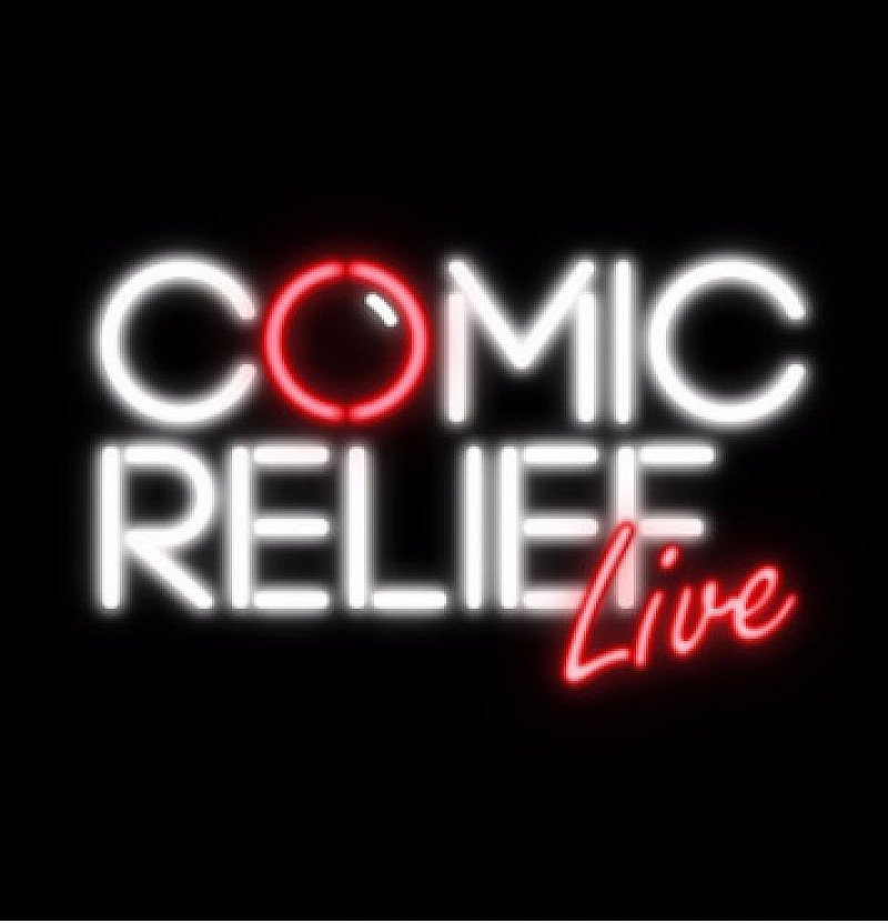 Comic Relief present: COMIC RELIEF LIVE WITH RUSSELL KANE